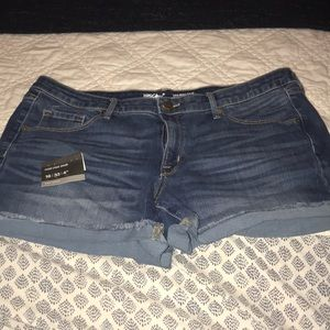Mossimo Jean shorts size 16